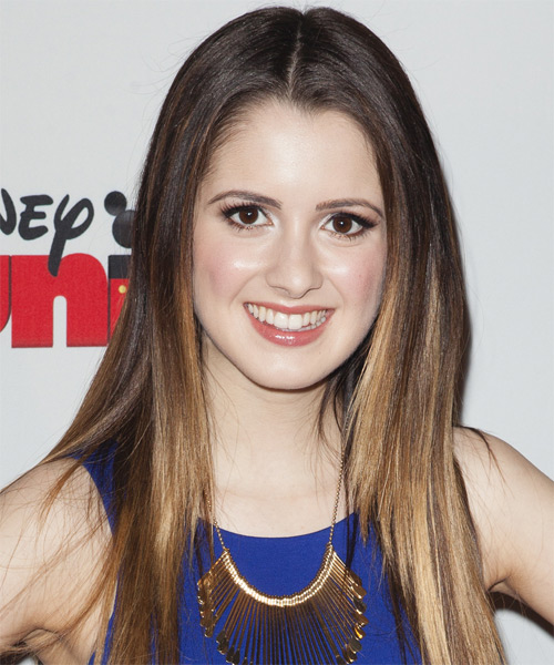 Laura Marano Long Straight     Hairstyle