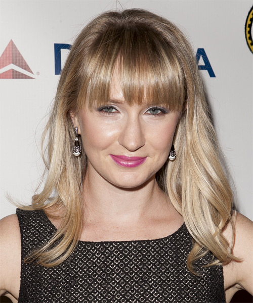 Halley Feiffer Long Straight Formal   Hairstyle