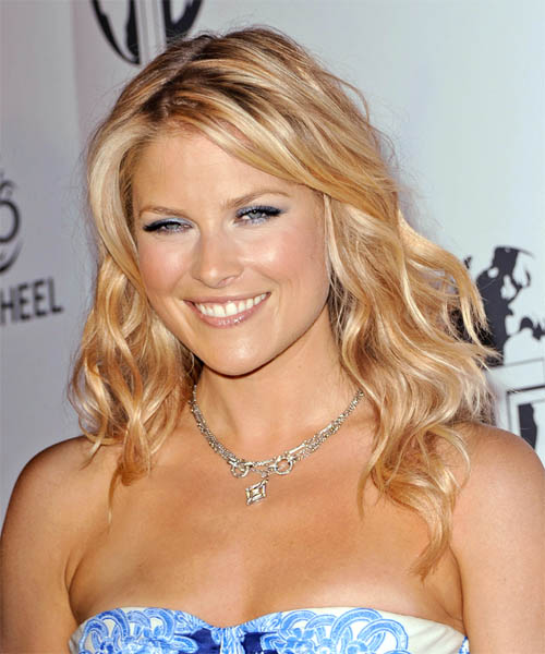 Ali Larter Long Wavy Casual   Hairstyle