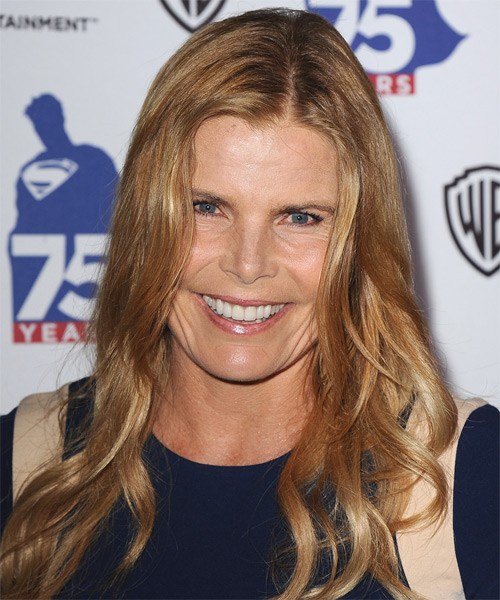 Mariel Hemingway Long Straight Casual   Hairstyle