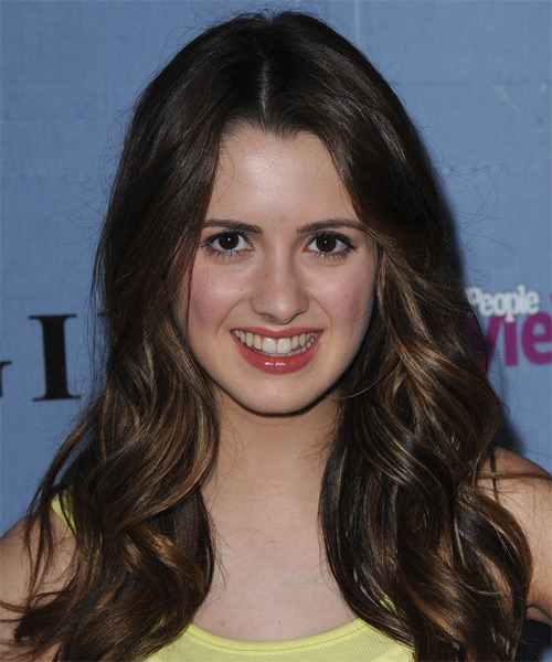 Laura Marano Casual Long Wavy Hairstyle