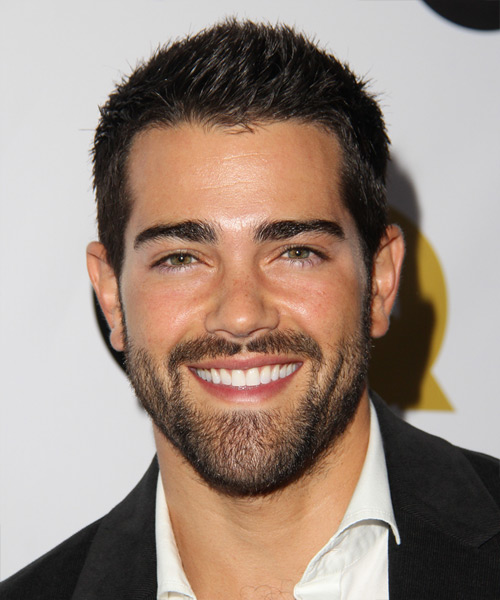 Jesse Metcalfe Short Straight Casual   Hairstyle   - Medium Brunette