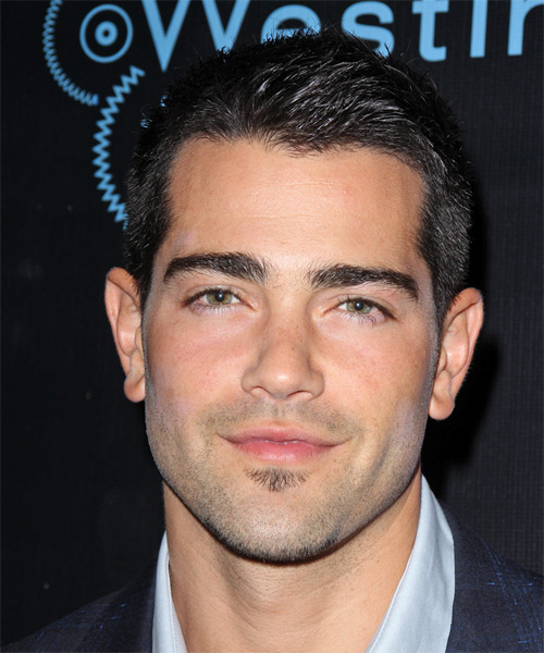 Jesse Metcalfe Short Straight Casual    Hairstyle