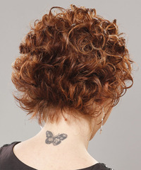 simple new hair style hairstyle curly formal thehairstyler 3054