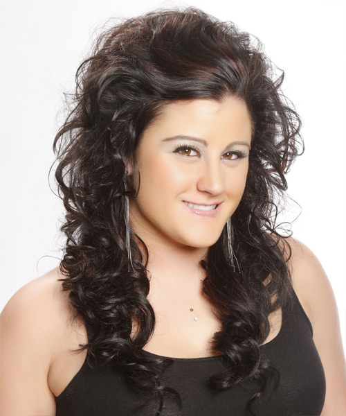 pixie hair styles curly formal hairstyle black hair color with 1371