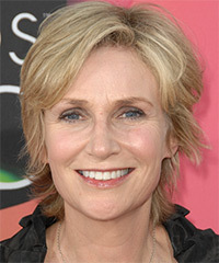 Jane Lynch Short Straight Casual    Hairstyle