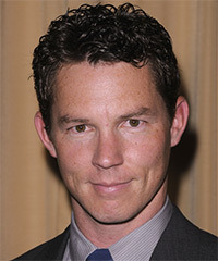 Shawn Hatosy Short Curly Casual    Hairstyle