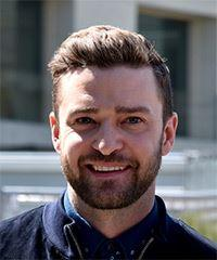 Justin Timberlake Short Straight Casual    Hairstyle   -  Brunette Hair Color