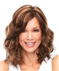 Mila SmartLace Monofilament Wig by Jon Renau - Medium Wavy Wig