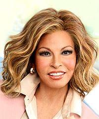 Raquel Welch Wig - Medium Wavy Wig