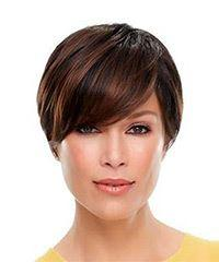 Evan SmartLace Wig by Jon Renau - Short Straight Wig