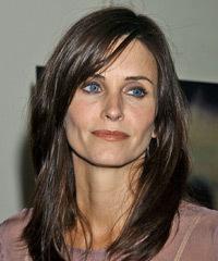 Courteney Cox Hairstyles in 2018