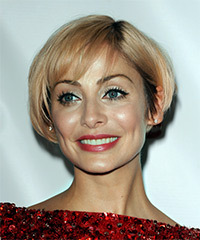 Natalie Imbruglia Short Straight Casual    Hairstyle